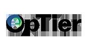 OpTier logo