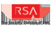 EMC-RSA logo