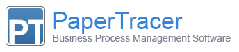 PaperTracer logo